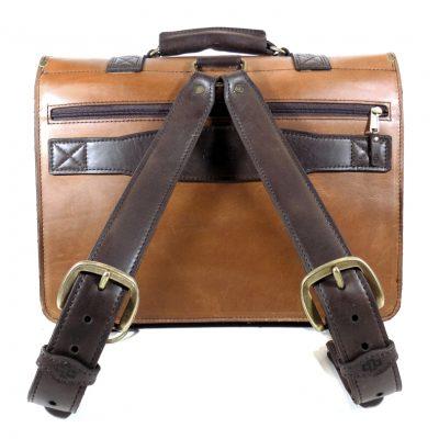 Mason executive texas handmade leather bag